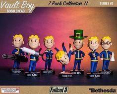 "Увеличить ""Волт-Бои Gaming Heads Fallout 4 Vault Boys Series 3"""