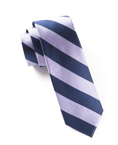 f22307cf7256 The Tie Bar: Classic Twill Ties Lavender 2.5 In. Regular Length - 58 In.