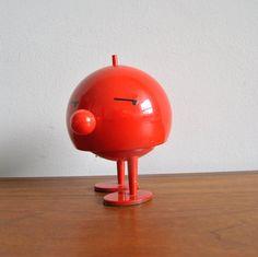 Hoptimist Bumble von Hans Gustav Ehrenreich, klassische dänische moderne Spielzeug