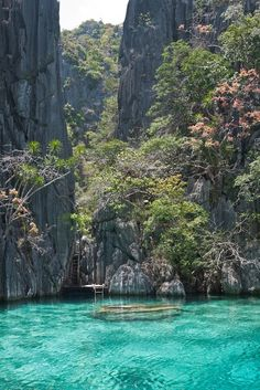 Coron, Palawan, Philippines. A place to let it all go!