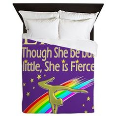 Mighty Gymnast Queen Duvet Your Gymnast will tumble, leap and flip for our personalized Gymnastics Duvets. http://www.cafepress.com/sportsstar/12969453 #Gymnastics #Gymnast #WomensGymnastics #Gymnastgift #Lovegymnastics #GymnasticsDuvet #Gymnasticsdecor #PersonalizedGymnast