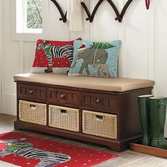 Chelsea Storage Bench   Grandin Road | For The Home | Pinterest | Storage  Benches, Chelsea And Storage