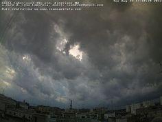 14 Agosto 2012 - Temporale Lecce