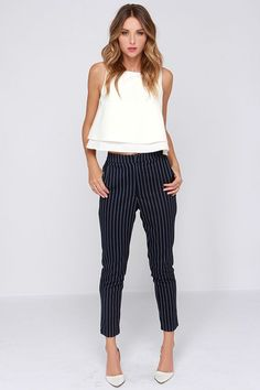 Bottoms Girls Juicy Jean Couture Size 3 Skinny Pinstripped Jeans To Have A Unique National Style