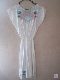 Clotheswap - ANYON size L (small L) dress Vintage/Retro Dress Vintage, Retro Vintage, Hippie Chick, Hippie Bohemian, Boho Chic, Women, Boho Hippie, Woman