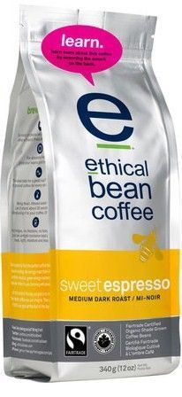 Ethical Bean Coffee - THE BEST ESPRESSO I'VE FOUND!!!