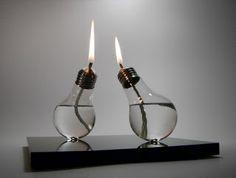 De tudo um pouco: Lâmpadas