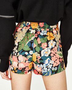 fdfdf9e4 8 best Zara Shorts images | Zara shorts, Topshop, Female fashion