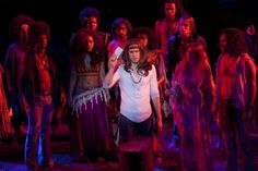 Claude Hooper Bukowski [Hair, played by Gavin Creel - 2009 Broadway Revival Cast]