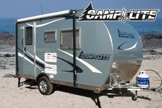 Green Evergreen And Recreational Vehicles On Pinterest