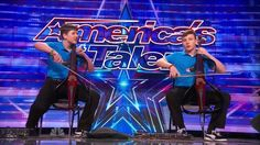 America's Got Talent S09E05 Emil & Dariel Brothers perform Jimi Hendrix on Dueling Cellos | Published on Jun 23, 2014 | Emil and Dariel perform a fantastic cello duet for the judges. The boys use their classical instruments to perform an energetic cover of a Jimi Hendrix song. The crowd is immediately blown away, and the judges love the element of surprise in the act.