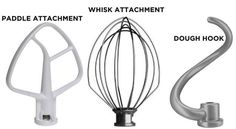 Whisk Attachment For Kitchenaid Mixer Kitchen Aid Recipes, Kitchen Hacks, Kitchen Gadgets, Kitchen Aide, Stand Mixer Recipes, Stand Mixers, Kitchen Aid Mixer Attachments, Kitchenaid Attachments, How To Make Frosting