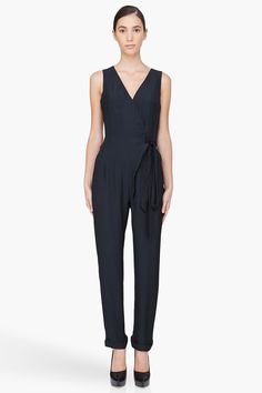 black jane jumpsuit ▲ rag & bone