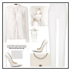 """""""Untitled #705"""" by jovana-p-com ❤ liked on Polyvore featuring Chanel, Jimmy Choo, ESCADA, STELLA McCARTNEY and Jo Malone"""