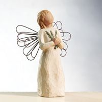 Angel of Remembrance by Willow Tree. Forget me not forever and always. (Find this and more at www.thoughtfulnessshop.com