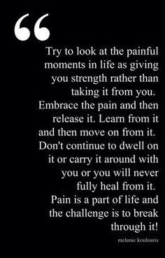 Pain & Life