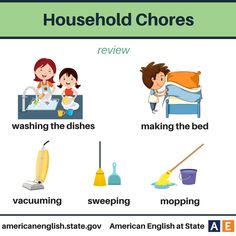 Household Chores: Review 2