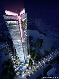 Centralcon Special Zone Daily - The Skyscraper Center