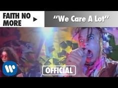 Faith No More - We Care A Lot (Official Music Video) - YouTube