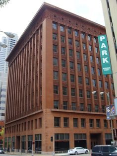 Wainwright Building, Chicago, Alder and Sullivan
