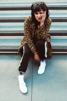 Rock on! We caught up with Sizzy Rocket to talk about her music, style, and importance of self expression.