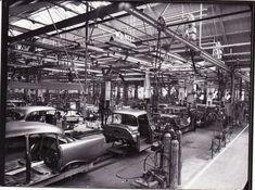 Chevrolet production line - 57?