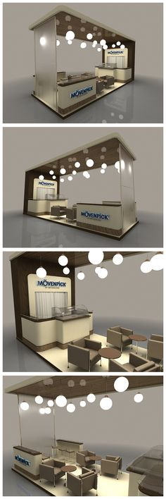 Movenpick Exhibition Stand