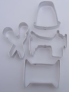 Mini and Standard Sizes 3D Printed Groundhog Cookie Cutter
