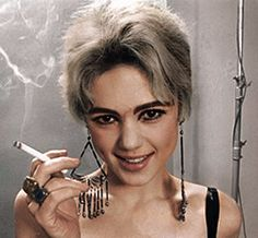 """EDIE SEDGWICK:  Her brand of Je Ne Sais Quoi, set the trend for the """"it girls"""" of the future"""