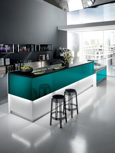 Italian Bar Furniture Design - Model STUDIO 12