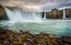 Iceland - Waterfall of Certain Doom, via Flickr.