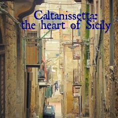 If we consider the island of Sicily as a triangle heart, then we can say that Caltanissetta is its heart since it is located in the cen. Live A Little, Family Roots, Sicily, All Over The World, Places Ive Been, Travelling, Triangle, Places To Visit, Island