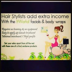 Hair Stylist/Salons need Extra Income?