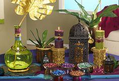 Moroccan Décor: Home Decor, Home Improvement & Home Design – Self Home Decor Modern Moroccan, Moroccan Design, Moroccan Decor, Moroccan Style, Moroccan Bedroom, Ethnic Decor, Bohemian Decor, Moroccan Theme Party, Moroccan Wedding