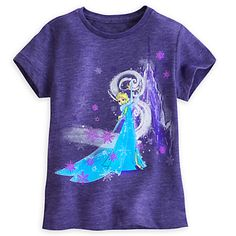 Elsa Tee for Girls | Disney Store
