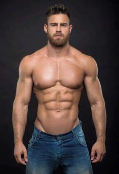 Muscle Hank's Men