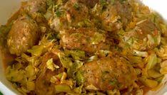 Gołąbkowa patelnia - pyszne danie jednogarnkowe! - Blog z apetytem Chicken Wings, Guacamole, Risotto, Cauliflower, Pork, Rice, Meat, Vegetables, Ethnic Recipes