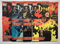 Bram Stoker's Dracula Comic Book Adaptation Complete by Rochford23