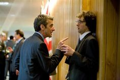 The Thick of It's Chris Addison to reunite with Peter Capaldi in Doctor Who finale Chris Addison, Comedy Movies On Netflix, Malcolm Tucker, Doctor Who Episodes, Grammar Quiz, Netflix Streaming, Foreign Movies, Recent Movies, Peter Capaldi