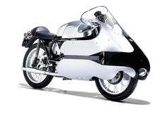 This Norton-Velocette is one of many specials based on the legendary Norton Featherbed frame – a motorcycle chassis so influential that a number of companies exist to this day to produce it (and close approximations of it). Somewhat controversially the frame was developed for Norton by Rex McCandless, he wasn't an engineer but he had raced...