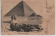 Rare postcard sent to Romania in 1903