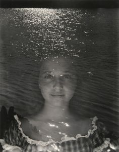 Clarence John Laughlin - A Memory of Undine, 1945