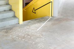 Branding and signage for Singapore co-working space The Working Capitol by Graphic Design Studio Foreign Policy