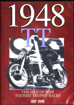 1948 TT The Isle of Man Tourist Trophy Races