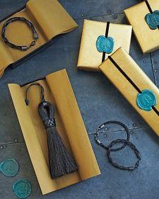 Horsehair Tassel - Recipes, Crafts, Home Décor and More | Martha Stewart