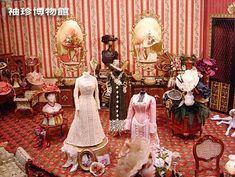 Seventh Dollhouse Miniatures Museum Competition - fairy tale Kaleidoscope | Miniatures Museum official website