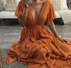 Charming Prom Dress,Chiffon Evening Dresses,V-Neck Prom Dresses,A-Line Prom Gown… Prom dress, a-line prom dress # # abendkleid # dress # kleider # kleider bis… V Neck Prom Dresses, Chiffon Evening Dresses, Women's Dresses, Boho Prom Dresses, Chiffon Dress Long, Prom Dresses Long Open Back, Long Dresses, Prom Dresses For Teens, Prom Dresses Long With Sleeves