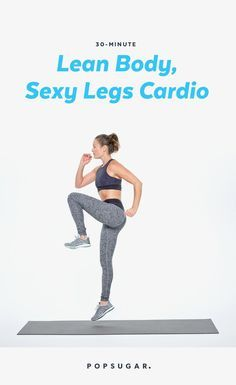 Burn Major Calories With This 30-Minute Cardio Workout You Can Do At Home #PSJumpStart #AtHome #NoEquipment