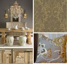 "Welcome to Glendora Interiors' ""Design Corner"": Let Your Wallpaper INSPIRE You... at Glendora Inte..."