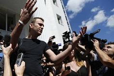 Why did the Kremlin release Russian opposition activist Navalny? - CSMonitor.com